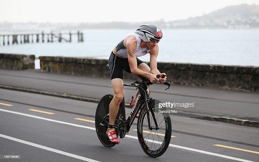 Ironman 70.3 Auckland