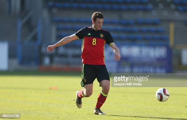 20170323 Beveren Belgium / Uefa U19 Euro 2017 Qualifying Round Sweden vs Belgium / Louis VERSTRAETE / Football Under 19 Red Devils / Rode Duivels /...