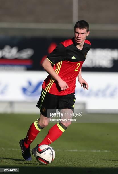 20170323 Beveren Belgium / Uefa U19 Euro 2017 Qualifying Round Sweden vs Belgium / Kino DELORGE / Football Under 19 Red Devils / Rode Duivels /...