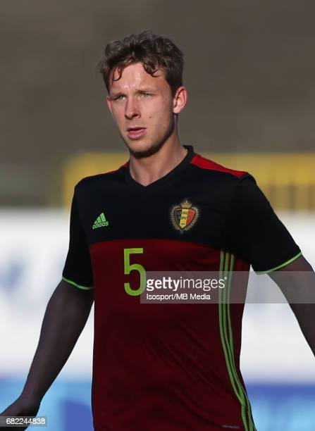 20170323 Beveren Belgium / Uefa U19 Euro 2017 Qualifying Round Sweden vs Belgium / Christophe JANSSENS / Football Under 19 Red Devils / Rode Duivels...