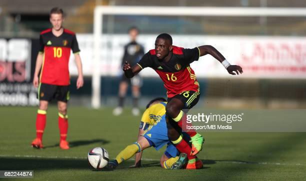 20170323 Beveren Belgium / Uefa U19 Euro 2017 Qualifying Round Sweden vs Belgium / Orel MANGALA / Football Under 19 Red Devils / Rode Duivels /...
