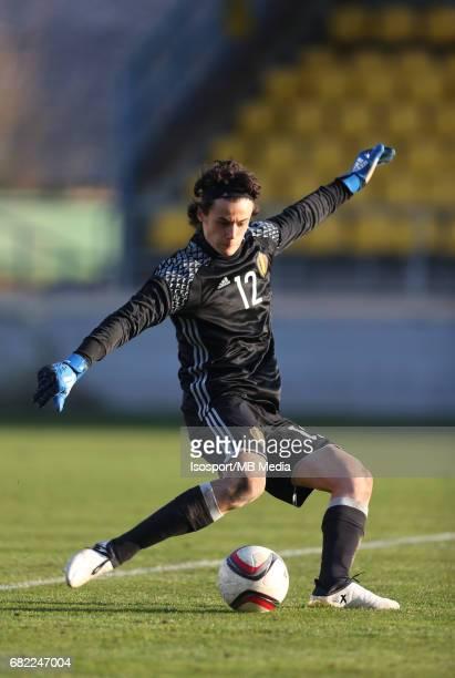 20170323 Beveren Belgium / Uefa U19 Euro 2017 Qualifying Round Sweden vs Belgium / Mile SVILAR / Football Under 19 Red Devils / Rode Duivels /...