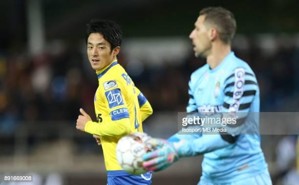 20171125 Beveren Belgium / WaaslandBeveren v Sporting Charleroi / 'nRyota MORIOKA'nFootball Jupiler Pro League 2017 2018 Matchday 16 / 'nPicture by...