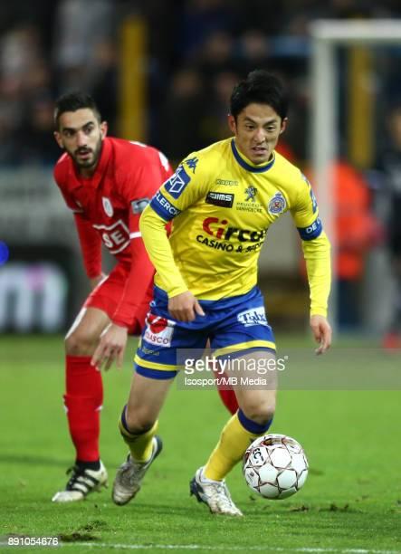20171208 Beveren Belgium / WaaslandBeveren v Standard de Liege / 'nRyota MORIOKA'nFootball Jupiler Pro League 2017 2018 Matchday 18 / 'nPicture by...