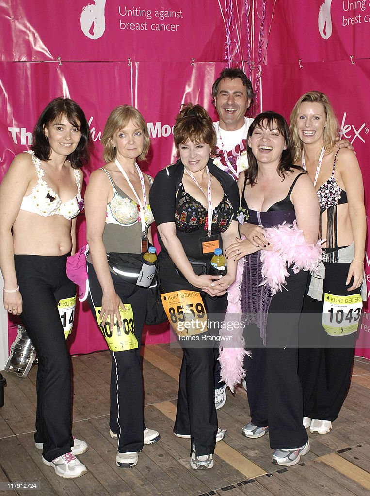 Beverley Craven Serena Evans Harriet Thorpe Paul Martin Lorraine Kelly and Zilpah Hartley