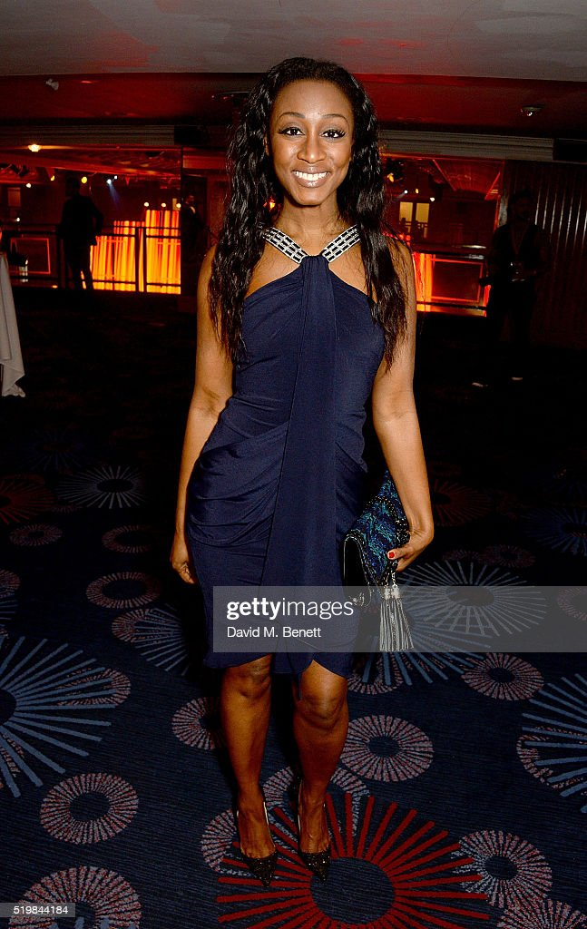 <a gi-track='captionPersonalityLinkClicked' href=/galleries/search?phrase=Beverley+Knight&family=editorial&specificpeople=204569 ng-click='$event.stopPropagation()'>Beverley Knight</a> attends the 6th Annual Asian Awards at The Grosvenor House Hotel on April 8, 2016 in London, England.