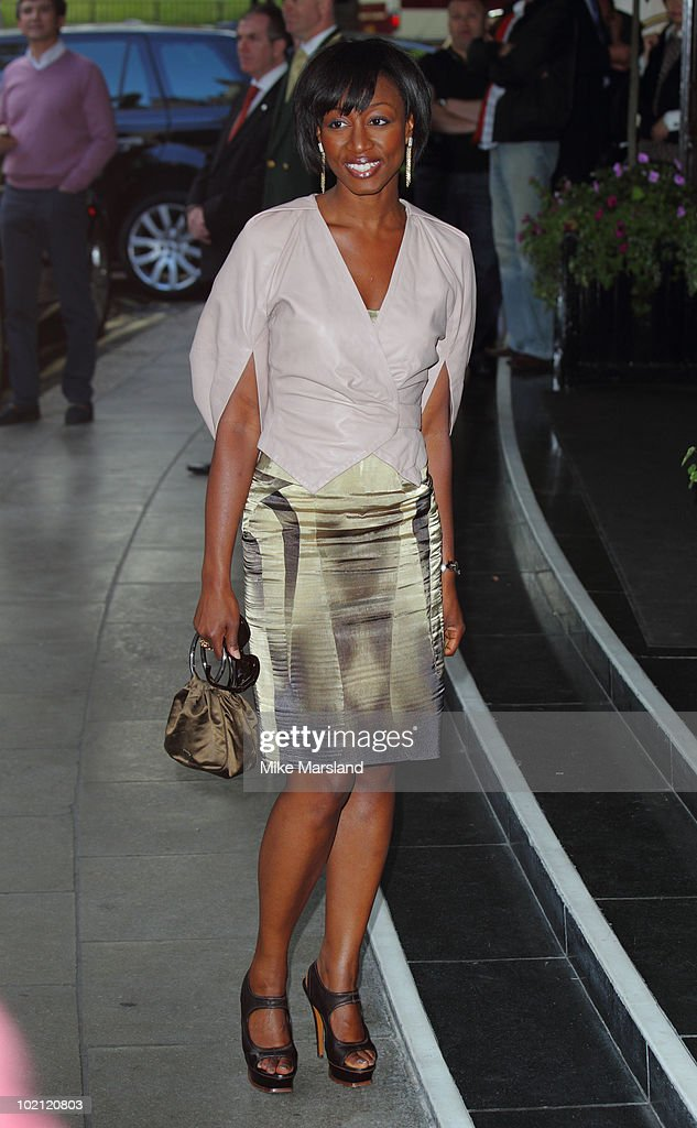 Beverley Knight attends the English National Ballet's Summer Party at The Dorchester on June 15, 2010 in London, England.