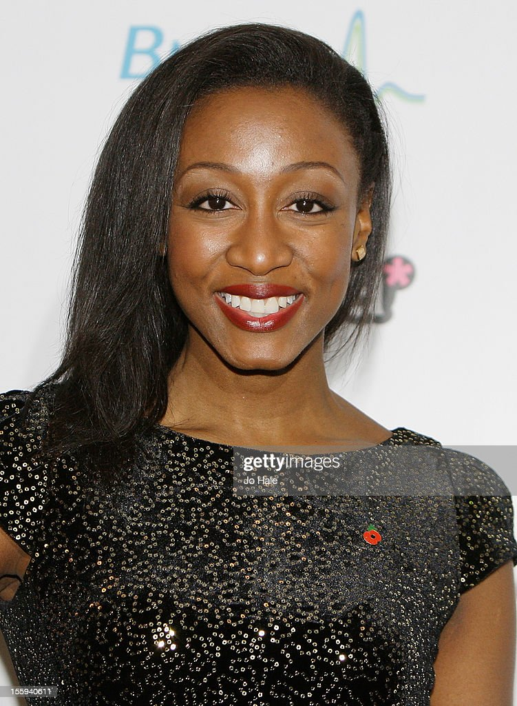 Beverley Knight attends The Global Angels Awards at The Brewery on November 9, 2012 in London, England.