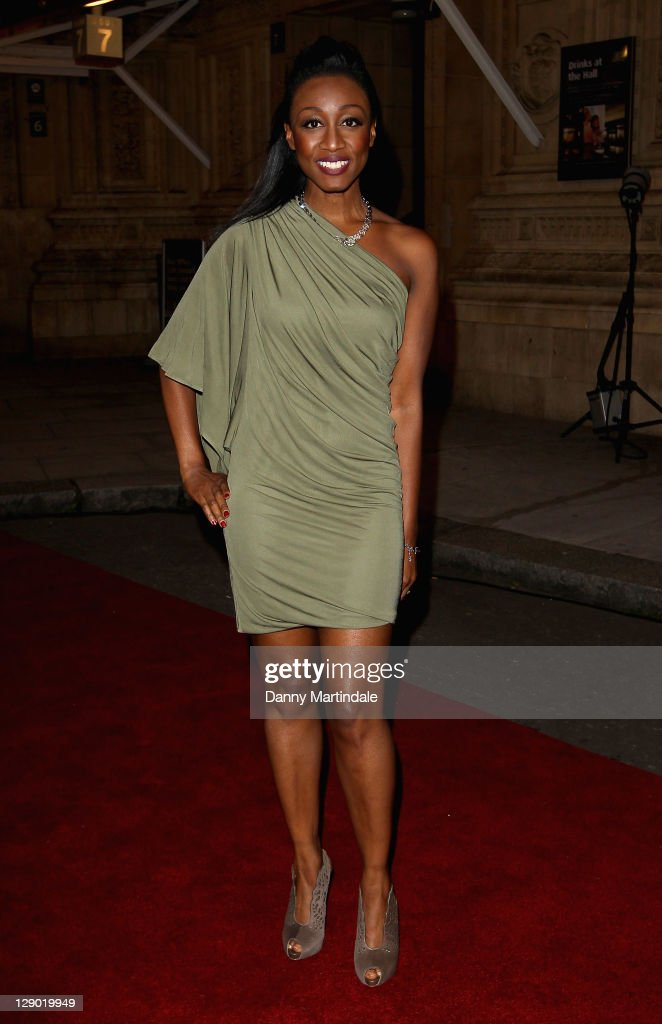 <a gi-track='captionPersonalityLinkClicked' href=/galleries/search?phrase=Beverley+Knight&family=editorial&specificpeople=204569 ng-click='$event.stopPropagation()'>Beverley Knight</a> attends the Spirit Of London Awards at the Royal Albert Hall on October 10, 2011 in London, England.