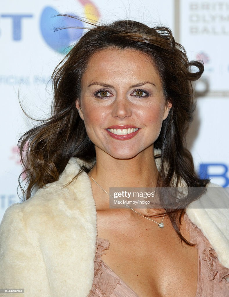Beverley Turner attends the British Olympic Ball at the Grosvenor House Hotel on September 24, 2010 in London, England.