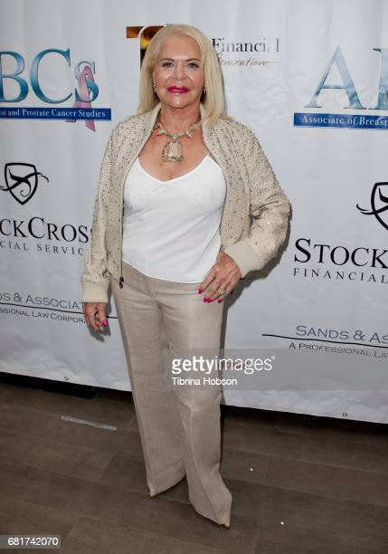 Beverly Cohen attends The Associates for Breast and Prostate Cancer Studies annual Mother's Day Luncheon at Four Seasons Hotel Los Angeles at Beverly...