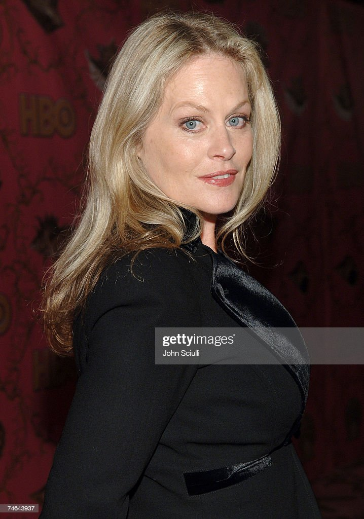 Beverly D'Angelo at the Pacific Design Center in West Hollywood, California