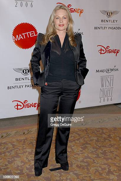 Beverly D'Angelo during Wish Night 2006 Awards Gala Arrivals at Beverly Hills Hotel in Beverly Hills California United States