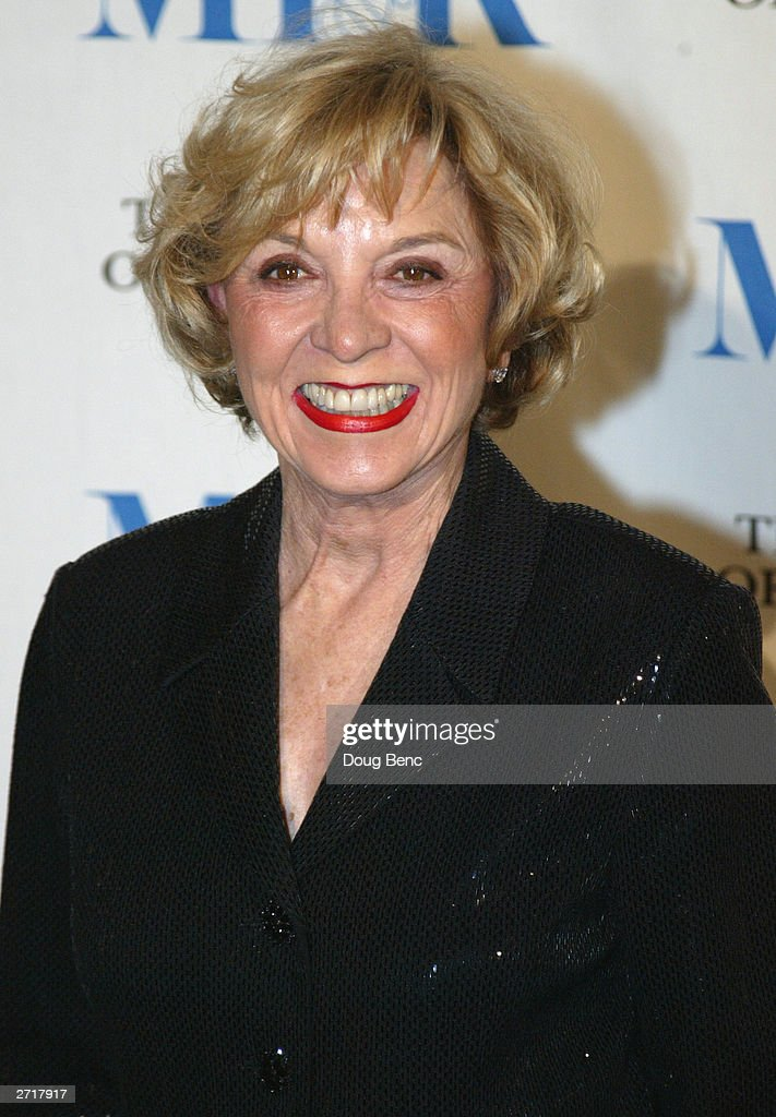 Beverly Garland before the Museum of Television & Radio's Annual Los Angeles Gala on November 10, 2003 at the Beverly Hills Hotel in Beverly Hills, California.