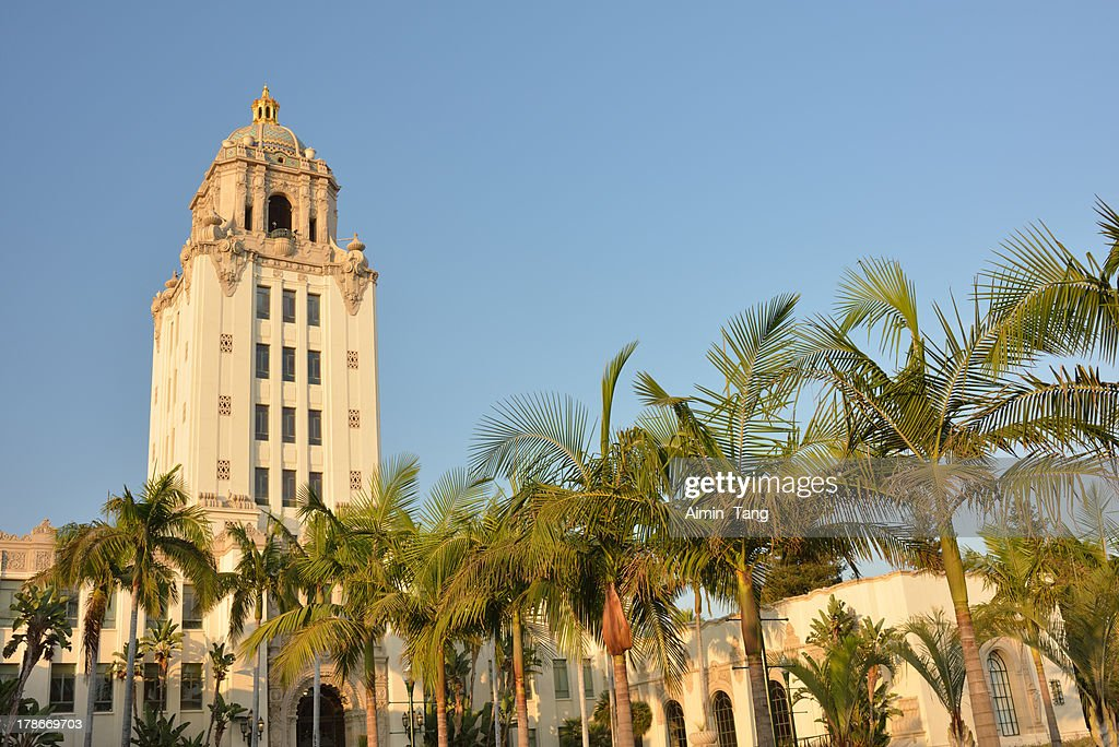 Beverly Hill City Hall