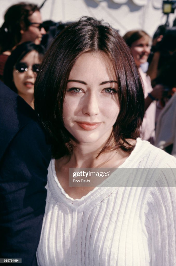 Actress Shannen Doherty played Brenda Walsh for four seasons until 1994. She later returned to TV in another Aaron Spelling-produced series, Charmed.