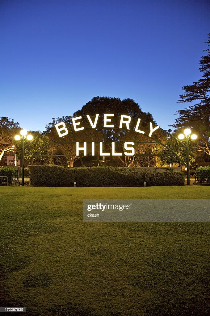 Beverly Hills (Portrait)
