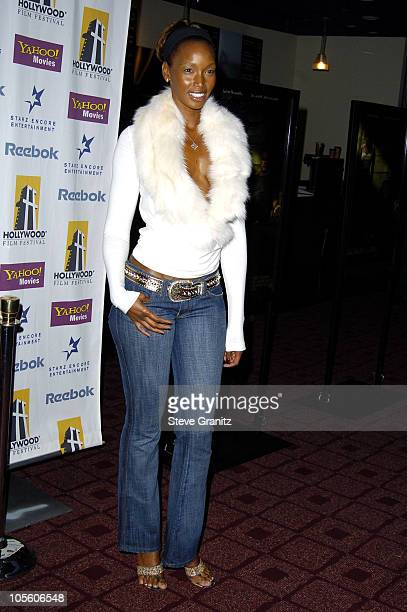 Beverly Peele during 'A Love Song For Bobby Long' Los Angeles Premiere Arrivals at The Arc Light in Hollywood California United States