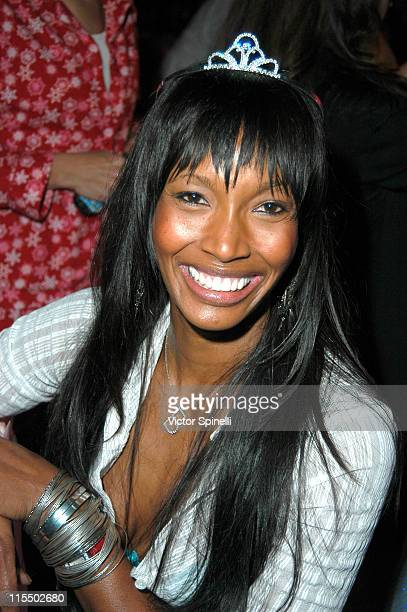 Beverly Peele during 'The Princess Diaries 2' DVD Pajama Ball Benefiting St Jude Children's Research Hospital at The Beverly Hilton Hotel in Beverly...