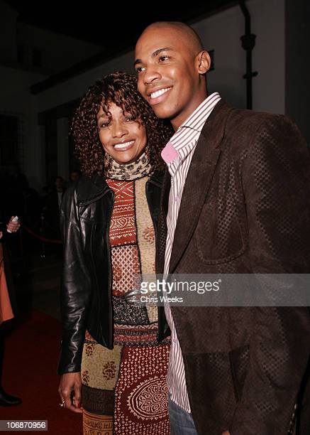 Beverly Todd and Mehcad Brooks during 21st Annual Santa Barbara International Film Festival The Riviera Award Honoring Phillip Seymour Hoffman at...