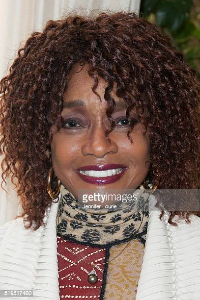 Beverly Todd arrives at the Israel Film Festival Kickoff Sponsor Luncheon at the Four Seasons Hotel Los Angeles at Beverly Hills on March 31 2016 in...