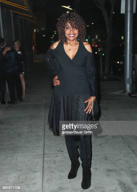 Beverly Todd is seen on February 08 2017 in Los Angeles California