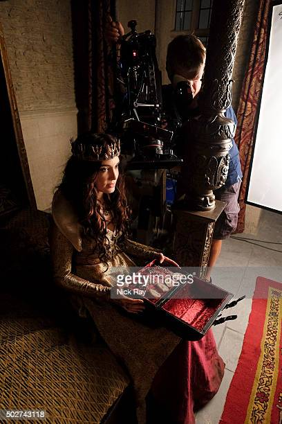 GALAVANT 'Bewitched Bothered and Belittled' While continuing their quest to gather an army King Richard discovers that he has a connection to Roberta...