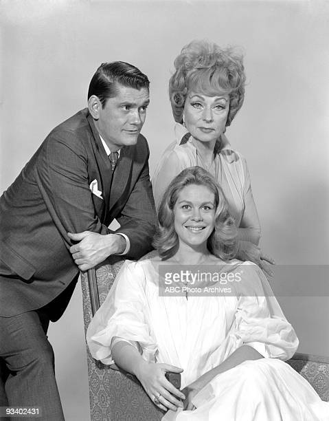 Bewitched Elizabeth Montgomery Dick York Agnes Moorehead