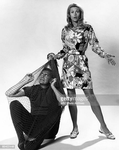 Bewitched Elizabeth Montgomery Dick York