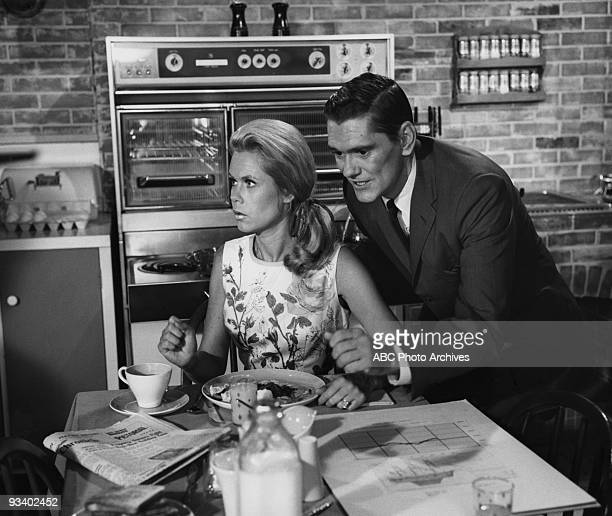 Bewitched 'Weep No More My Willow' August 7 1968 Elizabeth Montgomery Dick York