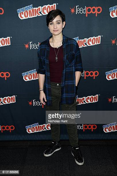 Bex TaylorKlaus attends the Voltron Legendary Defender signing at Jacob Javits Center on October 7 2016 in New York City