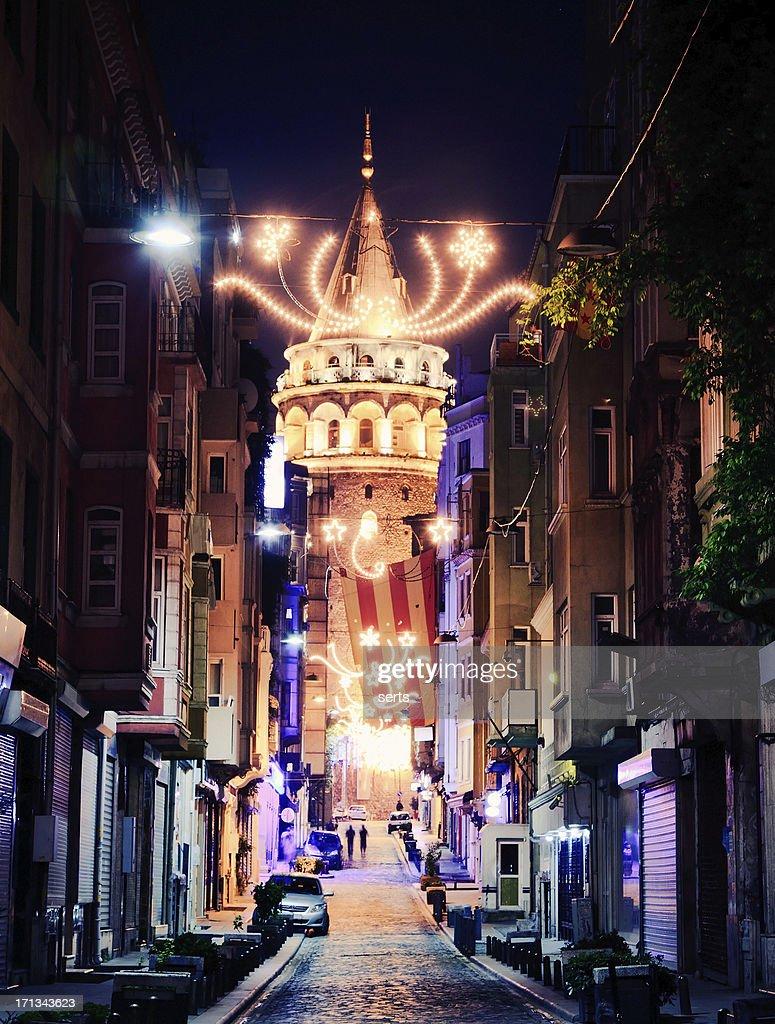 Beyoglu Streets