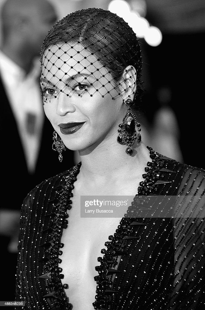 Beyonce attends the 'Charles James: Beyond Fashion' Costume Institute Gala at the Metropolitan Museum of Art on May 5, 2014 in New York City.