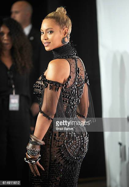 Beyonce attends TIDAL X 1015 on October 15 2016 in New York City