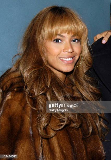 Beyonce during DJ Sky Nellor Kicks Off Sky Wednesdays at The 40/40 Club at The 40/40 Club in New York City New York United States