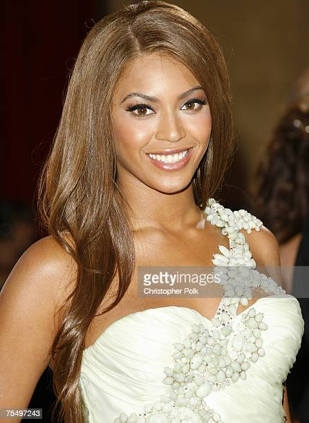 Beyonce Knowles at the The 79th Annual Academy Awards Red Carpet at Kodak Theatre in Hollywood California