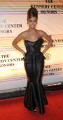 Beyonce Knowles attends the 31st Annual Kennedy Center Honors at the Hall of States in the John F Kennedy Center for the Performing Arts on December...