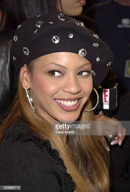 Beyonce Knowles of Destiny's Child
