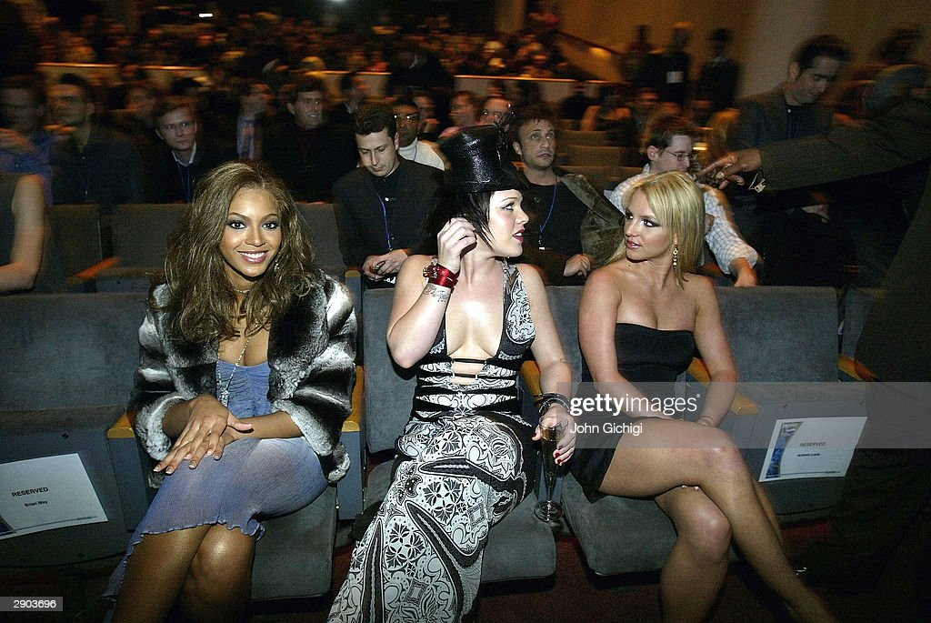 beyonce knowles pink and britney spears during the
