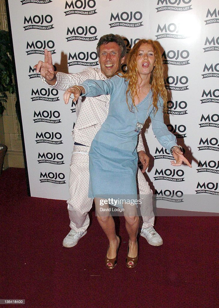 Bez during 2005 Mojo Honours List Awards - Arrivals at Porchester Hall in London, Great Britain.