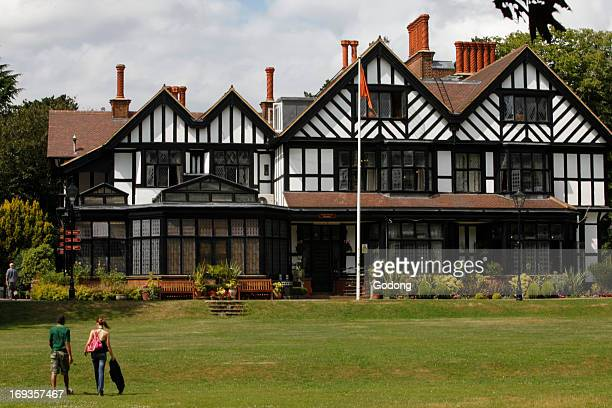 Bhaktivedanta Manor was donated to the Hare Krishna movement in the early 1970's by the former Beatle George Harrison