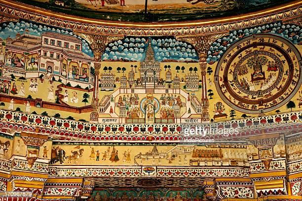 Bhandeshwar Jain Temple Bikaner Rajasthan India
