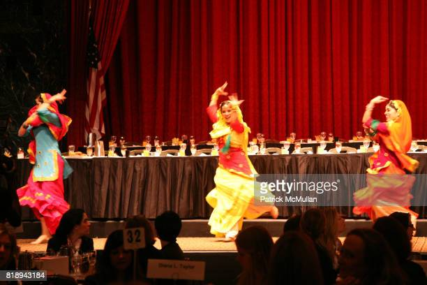 Bhangra attends The NEW YORK WOMEN's FOUNDATIONS's 23rd Annual Celebrating Women Breakfast at New York Hilton on May 13 2010 in New York City