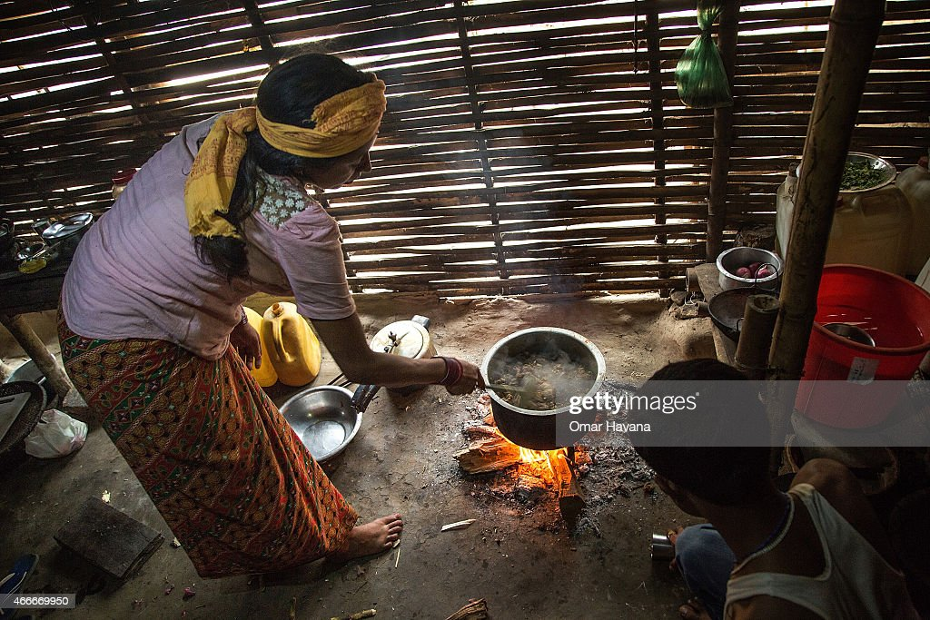 Inside the bhutanese refugee camps of nepal getty images for Kitchen set in nepal