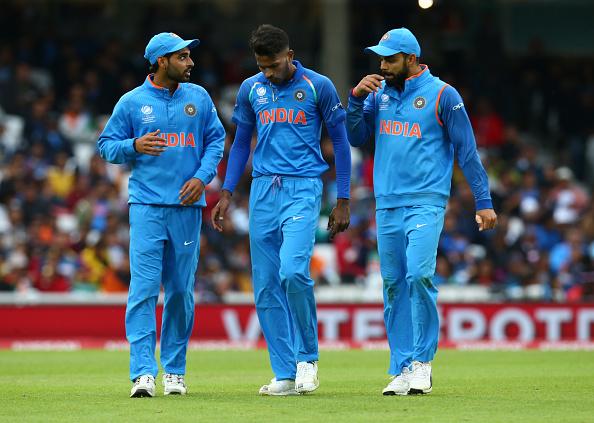 India v Sri Lanka - Cricket : News Photo