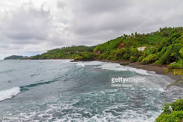 Biabou Bay, Saint Vincent