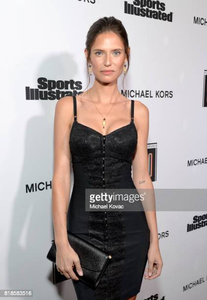 Bianca Balti at Sports Illustrated 2017 Fashionable 50 Celebration at Avenue on July 18 2017 in Los Angeles California