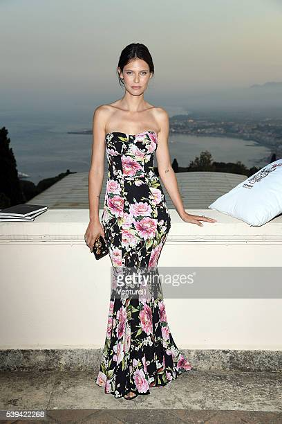Bianca Balti attends 62 Taormina Film Fest Opening on June 10 2016 in Taormina Italy