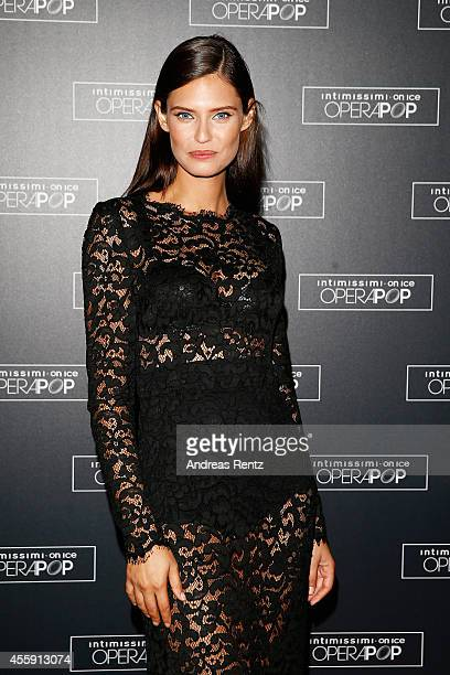 Bianca Balti attends Intimissimi on Ice OperaPop at the Arena di Verona on September 20 2014 in Verona Italy The world diverted their eyes away from...