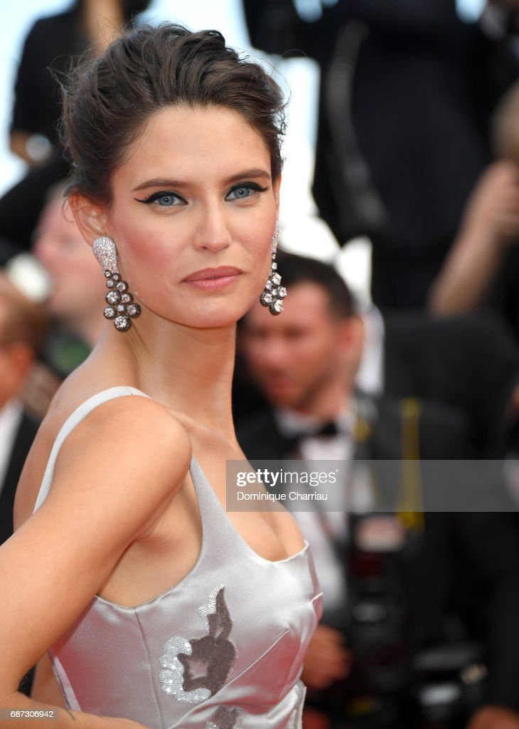 Bianca Balti attends the 70th Anniversary of the 70th annual Cannes Film Festival at Palais des Festivals on May 23, 2017 in Cannes, France.